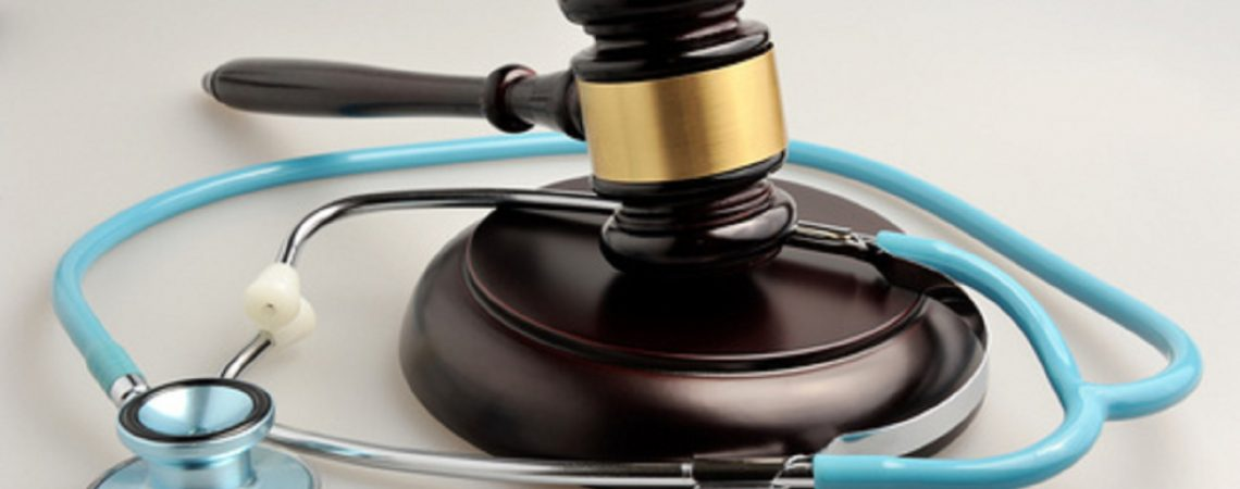 photo of stethoscope and judge representing aca healthcare reform